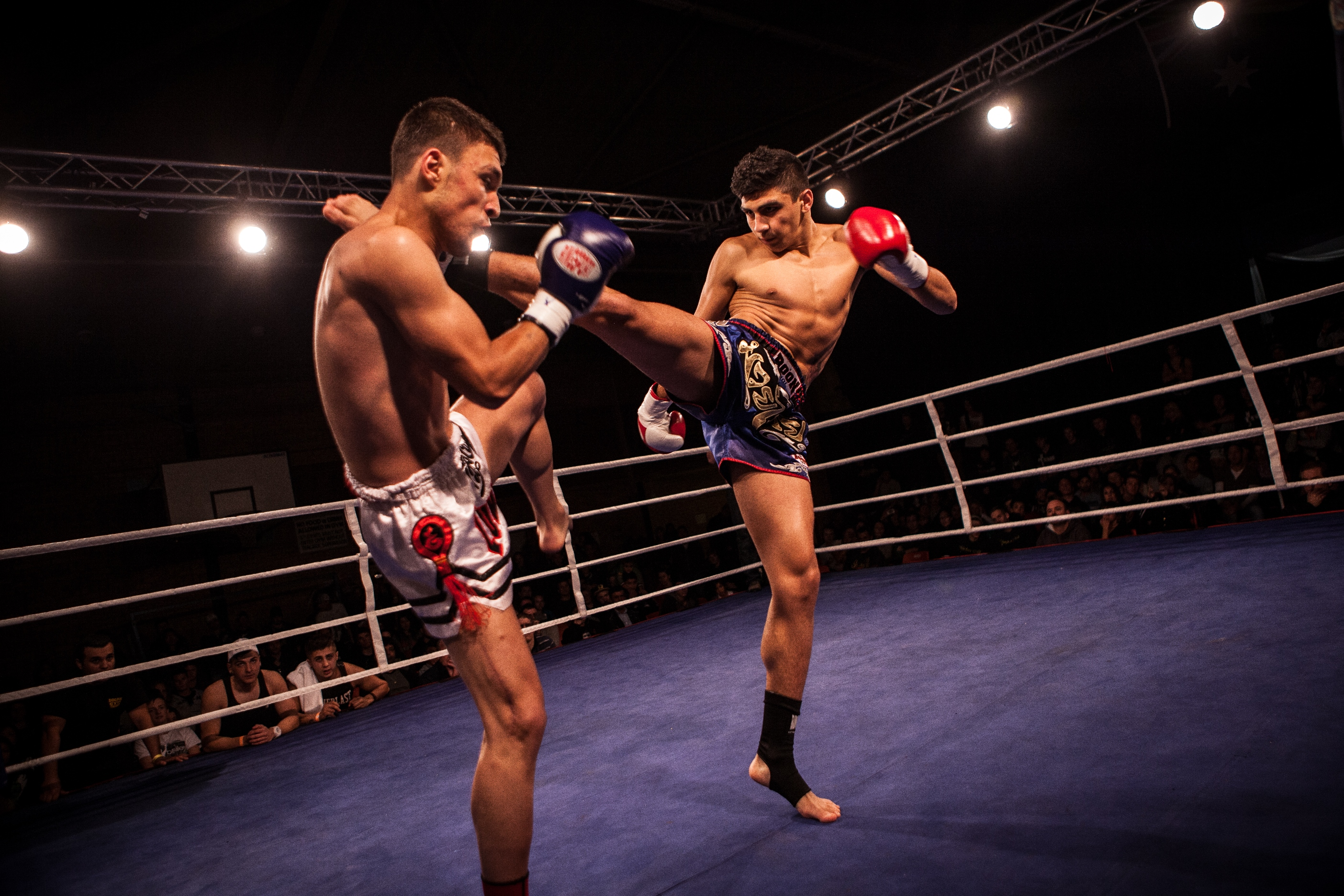 muay thai tranisition boxing