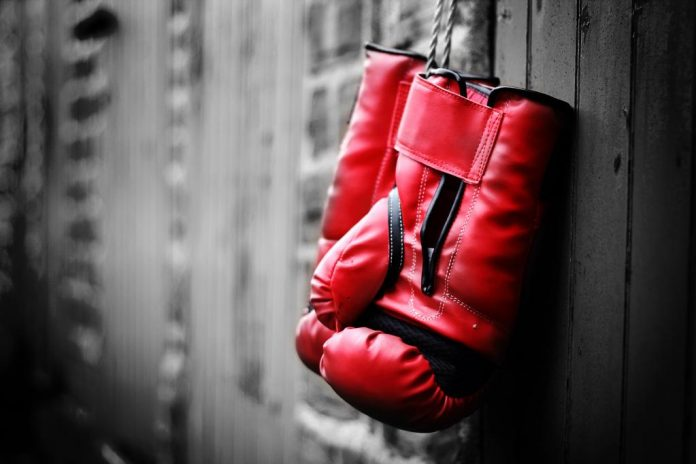 how heavy are boxing gloves