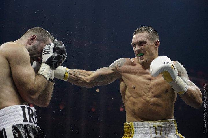 boxing reach