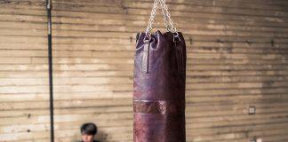 free standing punch bag vs hanging