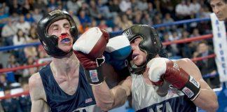 how do boxers stop nosebleeds