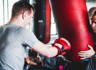 emotional benefits of boxing