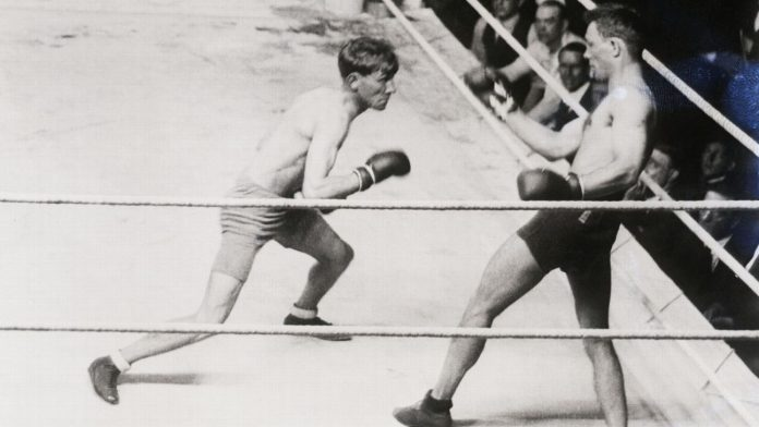 longest undefeated streak in boxing